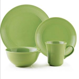 Thomson Pottery Cabo Green 16-pc Dinnerwar…